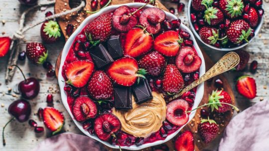 Осознанное питание = Осознанная жизнь