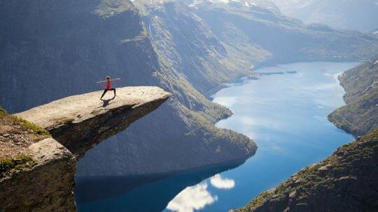 Йога тур в Норвегии в августе