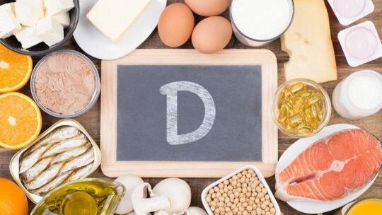 ТОП-12 продуктов, содержащих витамина D